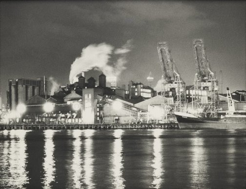 An image of The factory by Micky Allan