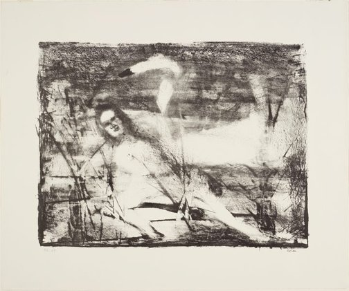 An image of Untitled by Sidney Nolan
