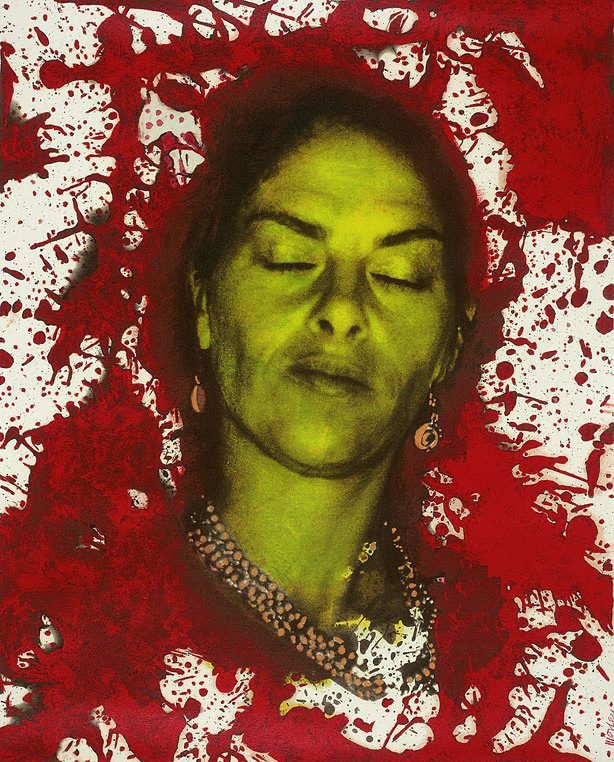 An image of Tracey Emin, artist, Sydney