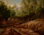 Alternate image of Creek scene, Tilba Tilba by JH Carse