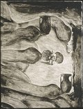 An image of Untitled B by Francesco Clemente