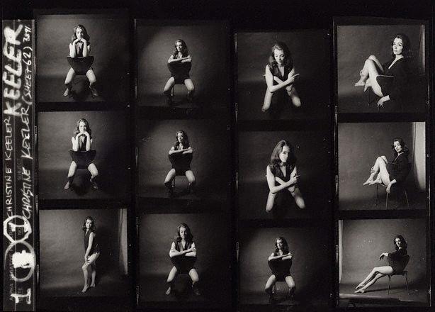 An image of Christine Keeler