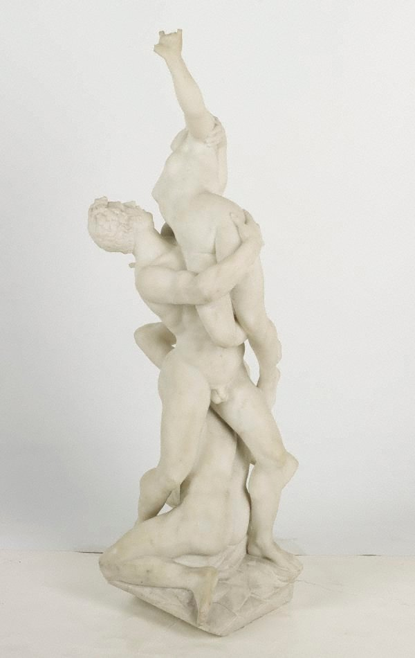 An image of Rape of the Sabines