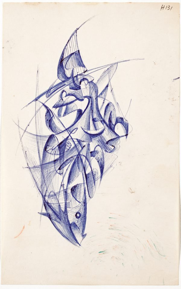 An image of (Abstract study)