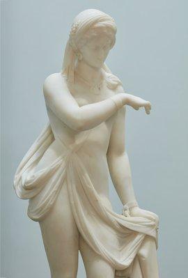 Alternate image of Greek slave by Scipione Tadolini