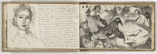 An image of Sketchbook, Sydney by Francis Lymburner