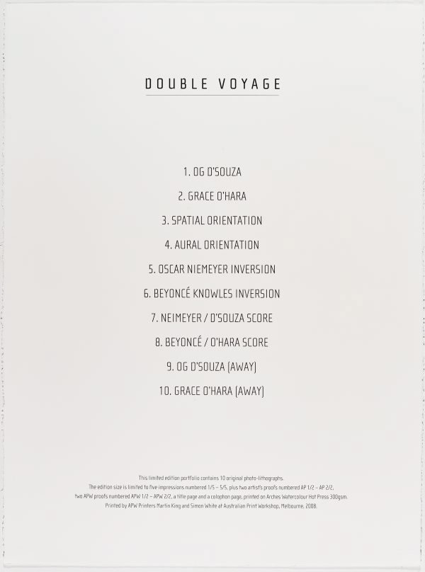 An image of Double Voyage