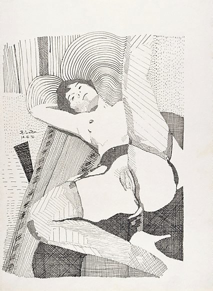 An image of Figure drawing