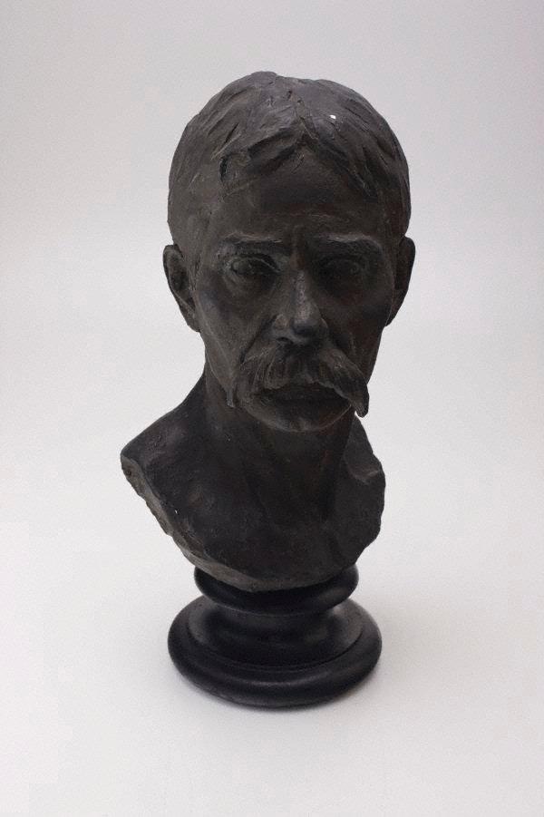 An image of Portrait bust