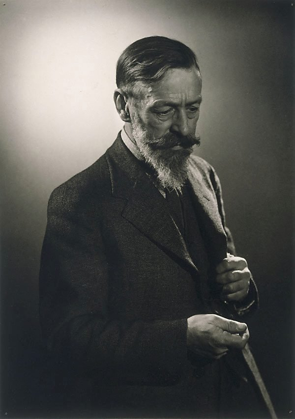 An image of Max Meldrum