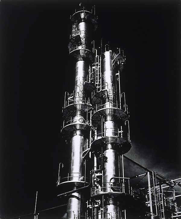 An image of Shell refinery, Geelong