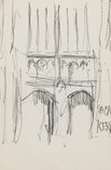 An image of Sketchbook no. 17: France 1973 by Lloyd Rees