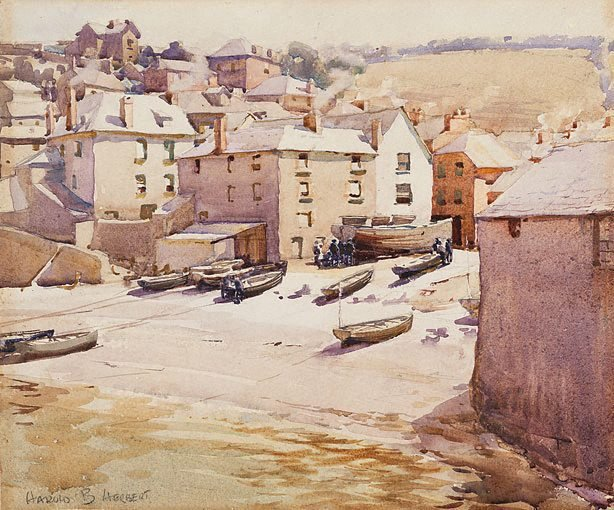 An image of Port Issyk, Cornwall