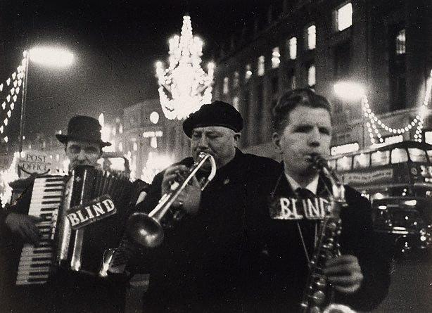 An image of Christmas, Regent Street, London