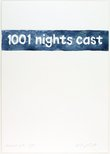 Alternate image of 1001 nights cast archive edition by Barbara Campbell