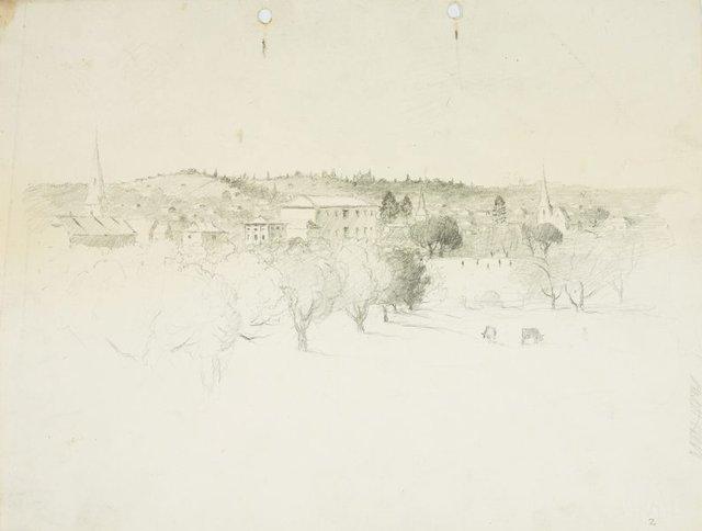 An image of A view of Parramatta