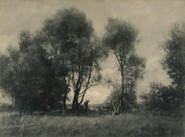 An image of Au passage d'eau