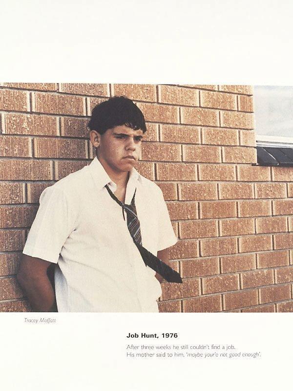 An image of Job Hunt, 1976