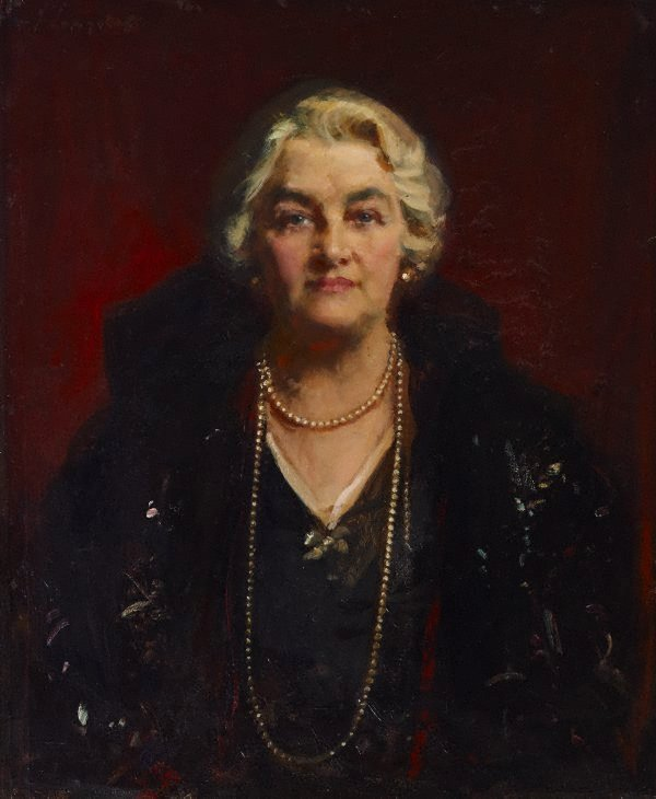 An image of Portrait of Lydia Rolin
