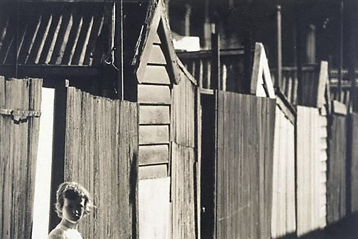 An image of Off Francis Street, Richmond Vic. 1961