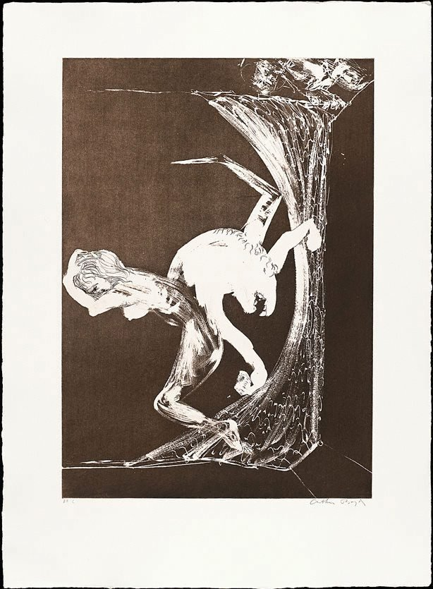 Epilogue, (1973-1974), The Lady and the Unicorn by Arthur Boyd