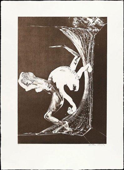 AGNSW collection Arthur Boyd Epilogue (1973-1974) 13.1989.24