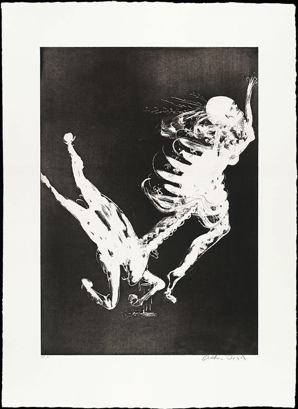 The unicorn's survival litany, (1973-1974), The Lady and the Unicorn by Arthur Boyd