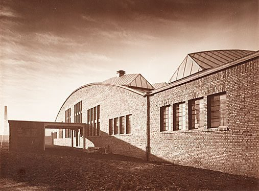 An image of Factory hall