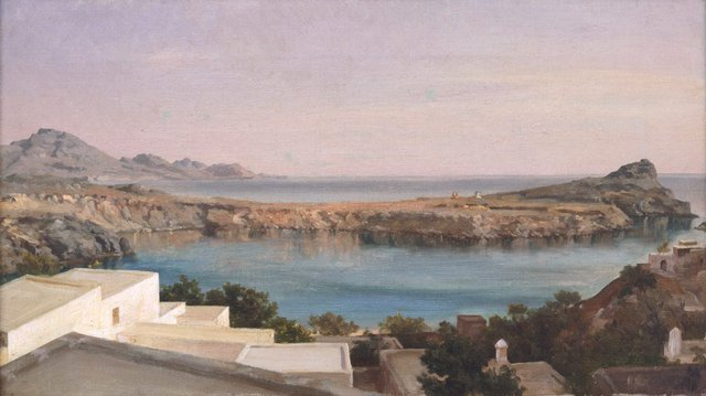 An image of Lindos, Rhodes