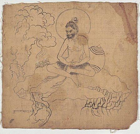 An image of Mahasiddha