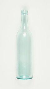 An image of Green bottle corner cluster by Lauren Berkowitz