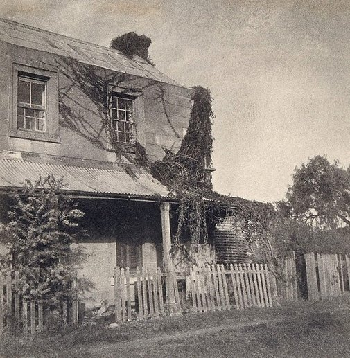 An image of Past caring by Henri Mallard