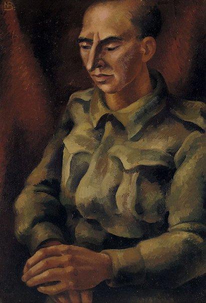 An image of Fred Usher by Nancy Borlase