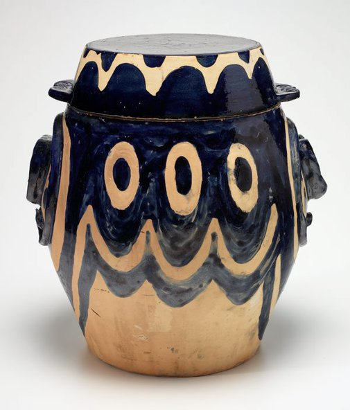 An image of Jar by Anne Dangar
