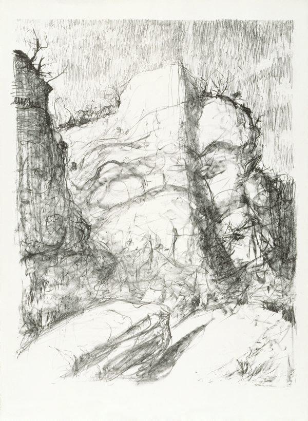 An image of Timeless cliffs II