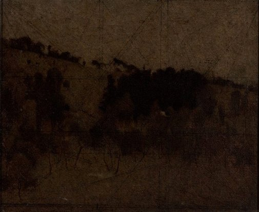 An image of Dusk, Warrandyte by Godfrey Miller
