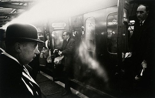 An image of Richmond station, Surrey, England by Lewis Morley