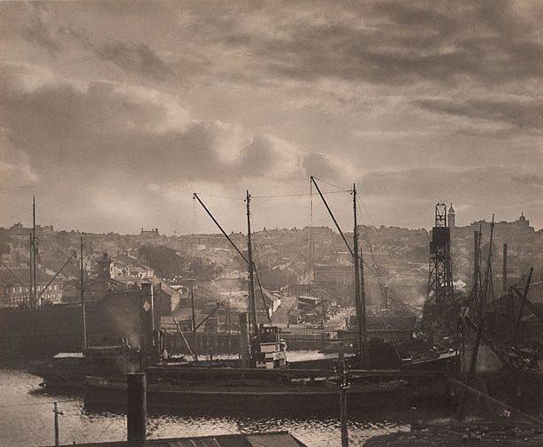 An image of Mort's Dock, Balmain