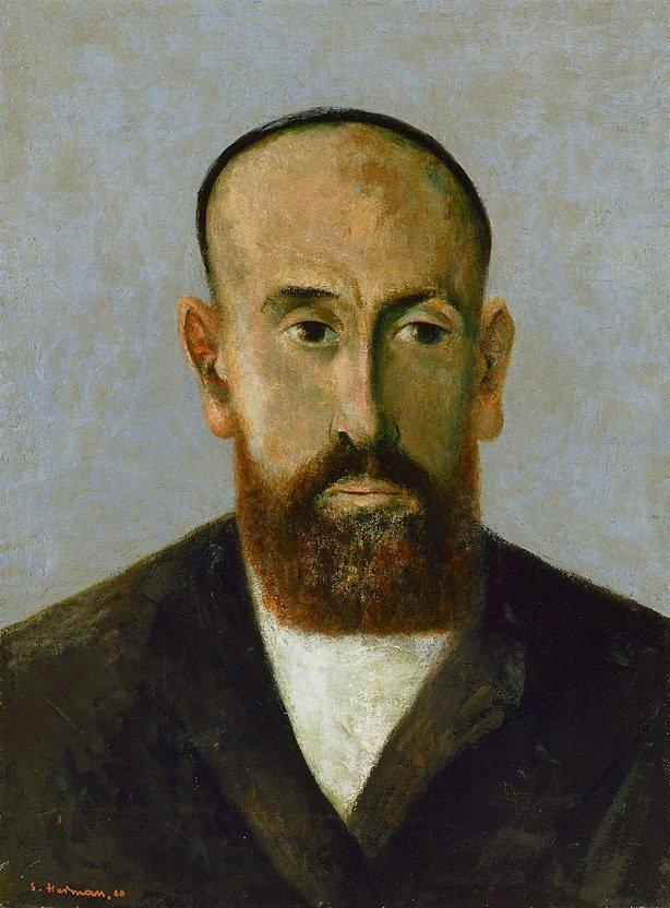 An image of Portrait of Rabbi Porusch