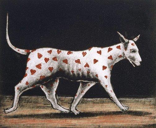 An image of Dalmation II by Geoffrey Ricardo