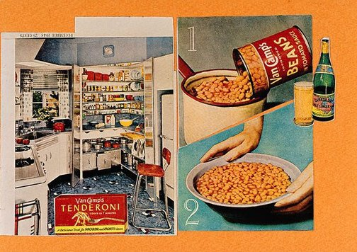 An image of 11. Improved beans by Sir Eduardo Paolozzi