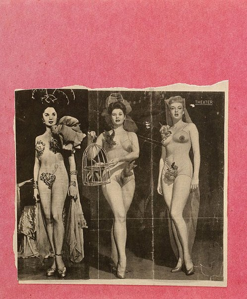 An image of 35. Shots from peep show by Sir Eduardo Paolozzi