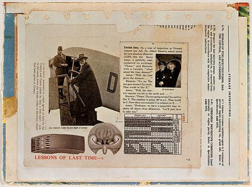 An image of 36. Lessons of last time by Sir Eduardo Paolozzi