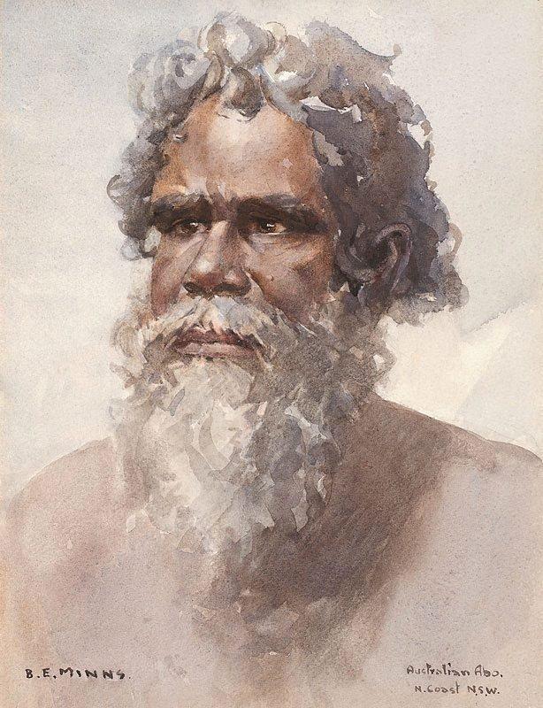 An image of Australian Aboriginal, North Coast, New South Wales