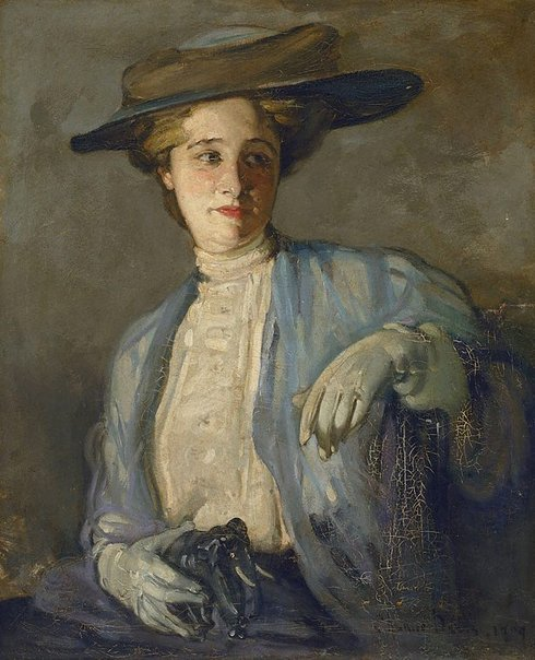 An image of Portrait of Thea Proctor by Charlie Davis