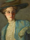 Alternate image of Portrait of Thea Proctor by Charlie Davis
