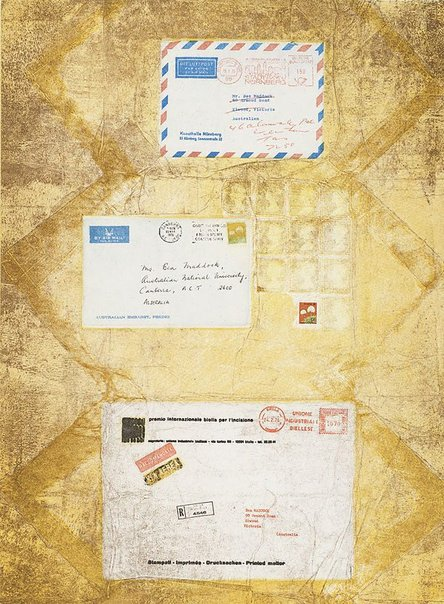An image of Mail by Bea Maddock
