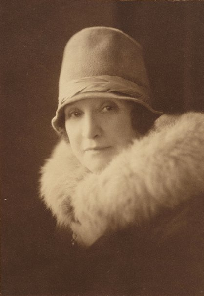 An image of Nellie Melba by May Moore