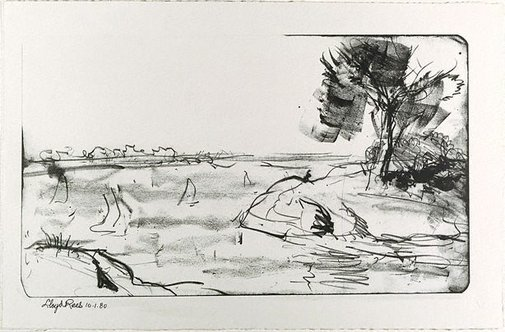 An image of Untitled (Northwood Point) by Lloyd Rees