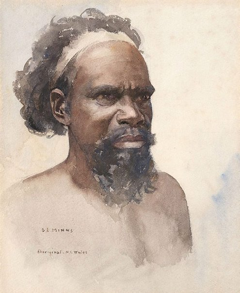 An image of Aboriginal, New South Wales by BE Minns